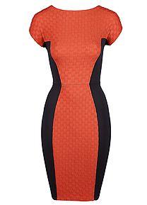 Closet-Textured-Panel-Shift-Dress~66T149FRSP_W02
